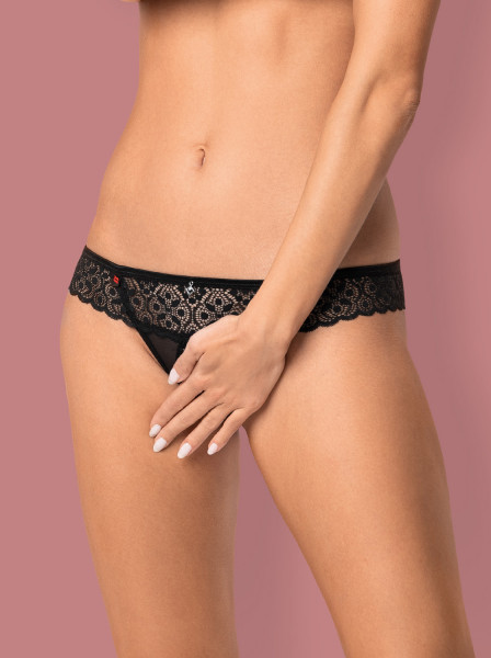 Ouvert Thong String von Dessoustraum